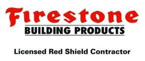 Firestone Red shield contractor