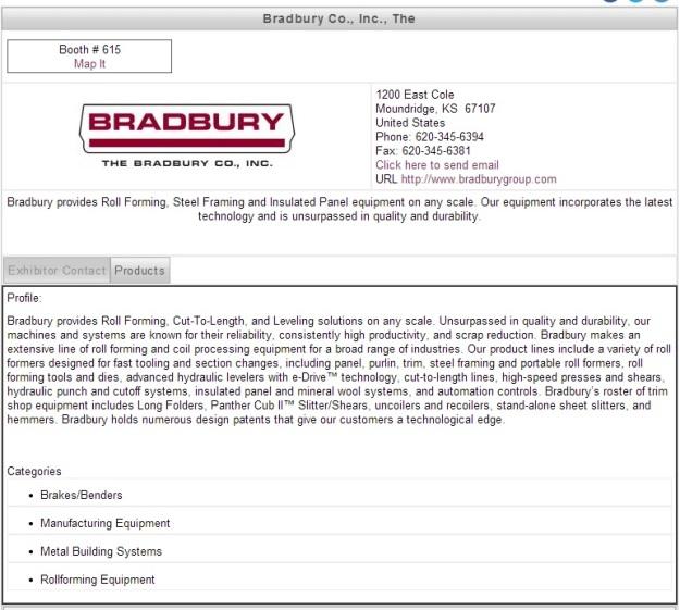 Bradbury Group