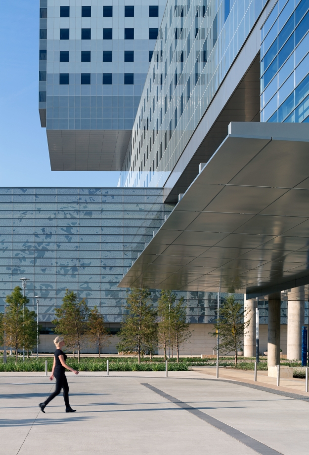 New Parkland Hospital 2_credit HDR Architects