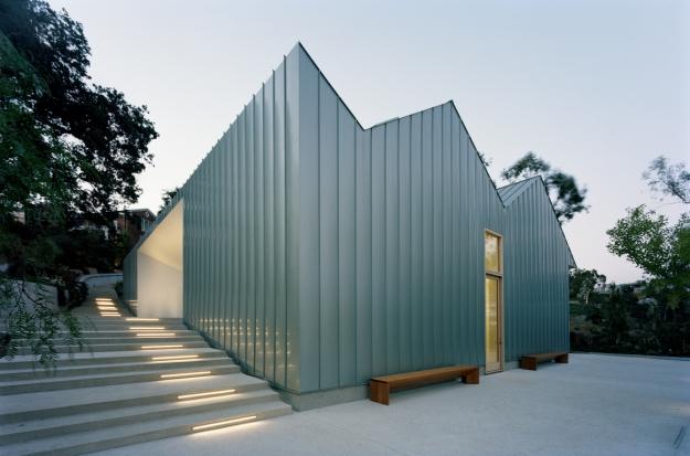 Rheinzink Clads Roof And Walls Of Unique Art Barn